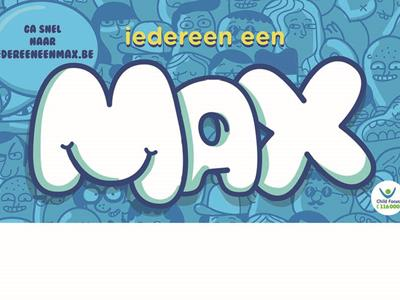 Campagnebeeld Iedereen Max